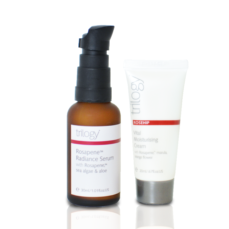 Rosapene Radiance Serum with Bonus Vital Cream 20ml