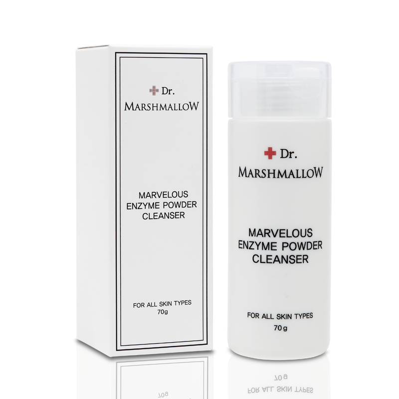 Dr.Marshmallow Marvelous Enzyme Powder Cleanser